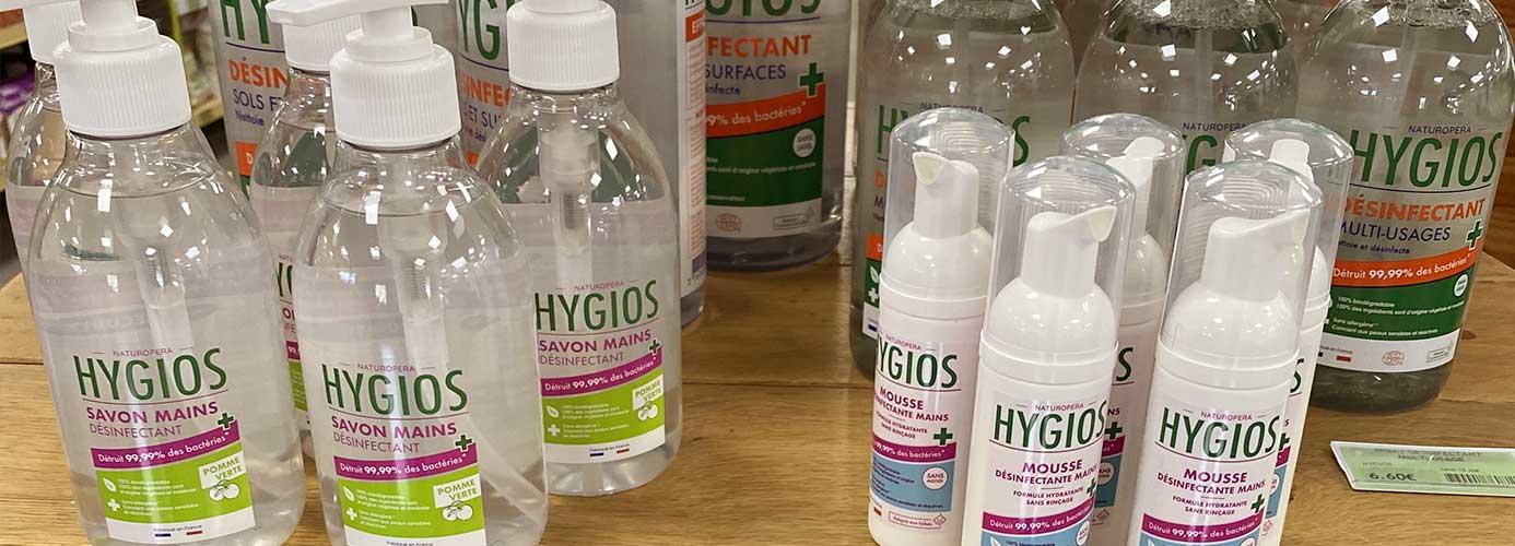 Gamme Hygios